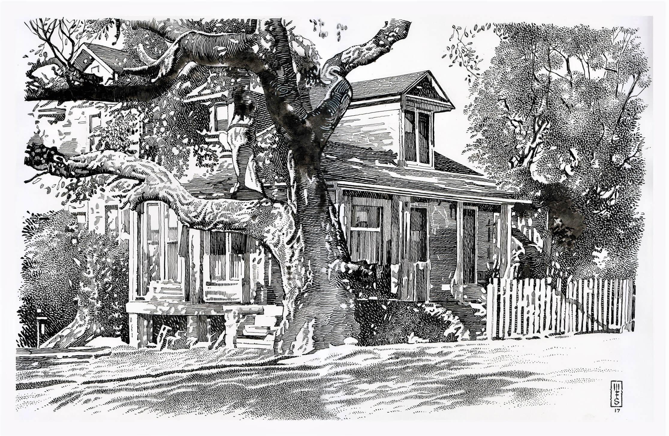 Radley house